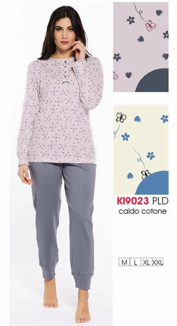 Ki9023 pig.ml interl.donna - CIAM Centro Ingrosso Abbigliamento