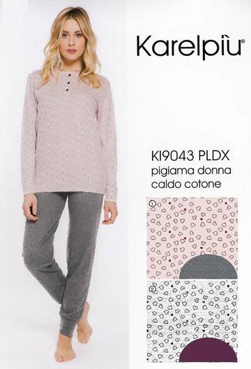 Ki9043 pig.ml calib.interl.donna - CIAM Centro Ingrosso Abbigliamento