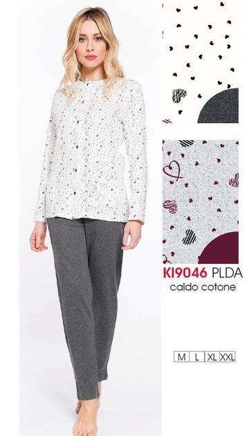 Ki9046 pig.ml interl.aperto donna - CIAM Centro Ingrosso Abbigliamento