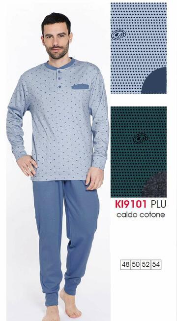 Ki9101 pig.ml caldo cot.uomo - CIAM Centro Ingrosso Abbigliamento