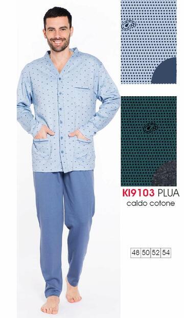 Ki9103 pig.ml caldo cot.uomo - CIAM Centro Ingrosso Abbigliamento