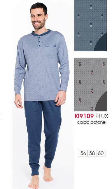 Ki9109 pig.ml seraf.calib.caldo cot.uomo - CIAM Centro Ingrosso Abbigliamento