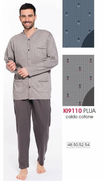 Ki9110 pig.ml ap.caldo cot..uomo - CIAM Centro Ingrosso Abbigliamento