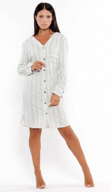 Vestaglietta donna in jersey di cotone Gary L50092 - CIAM Centro Ingrosso Abbigliamento