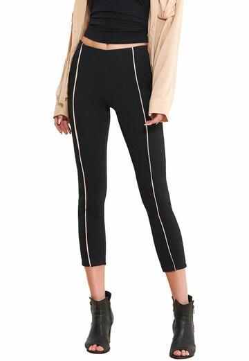 Lr321 leggins con profilo donna - CIAM Centro Ingrosso Abbigliamento