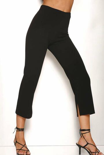 Leggings donna con spacco Rosso Porpora LR341 - CIAM Centro Ingrosso Abbigliamento