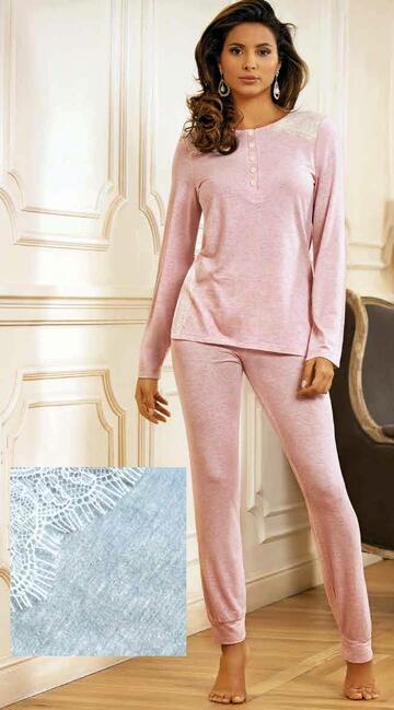 Lv15 pigiama ml seraf.donna - CIAM Centro Ingrosso Abbigliamento
