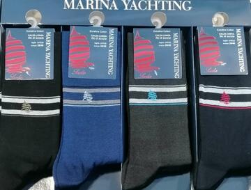 Calzettone uomo in cotone elasticizzato Marina Yachting MB525 - CIAM Centro Ingrosso Abbigliamento