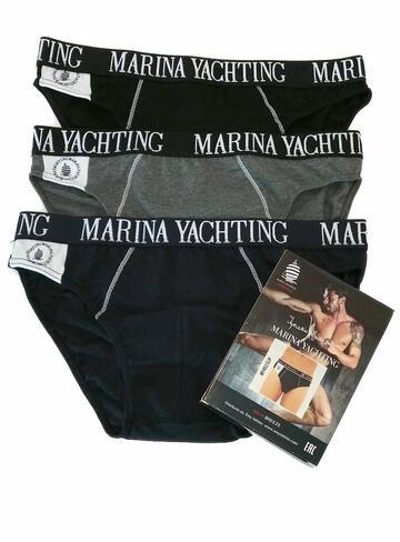 Slip uomo in cotone elasticizzato Marina Yachting MY453 - CIAM Centro Ingrosso Abbigliamento