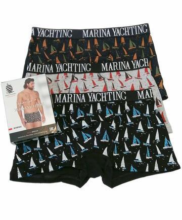 Boxer uomo in cotone elasticizzato Marina Yachting MY502 - CIAM Centro Ingrosso Abbigliamento