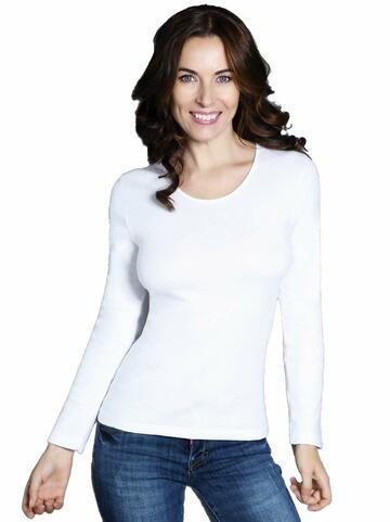 Maglia donna in caldo cotone Rosanna art. Monica manica lunga - CIAM Centro Ingrosso Abbigliamento