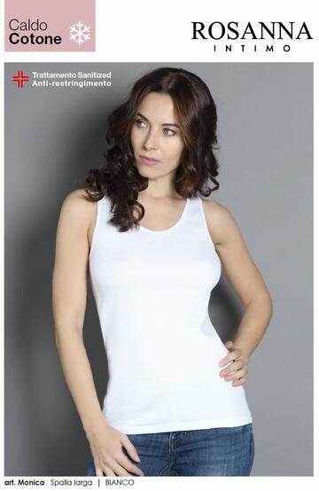Monica b.co sl caldo cotone donna - CIAM Centro Ingrosso Abbigliamento