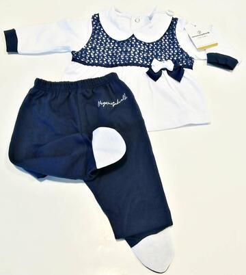 Completo clinico neonato in cotone Nazareno Gabrielli NG-3522 - CIAM Centro Ingrosso Abbigliamento