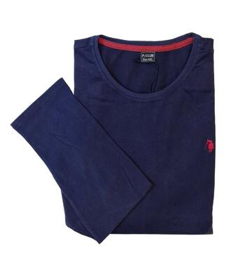 T-SHIRT UOMO MANICA LUNGA OVER P-CLUB TS21306 - CIAM Centro Ingrosso Abbigliamento