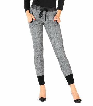 Leggings donna in jersey felpato Gladys PD0842 - CIAM Centro Ingrosso Abbigliamento