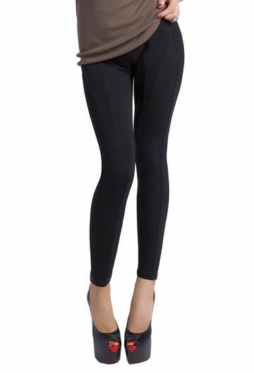 Leggings donna in caldo jersey felpato effetto orsetto Gladys PD0933 - CIAM Centro Ingrosso Abbigliamento