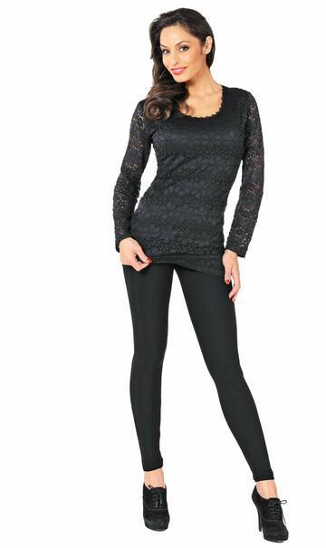 Leggings donna in felpa orsetto Gladys PD1160 - CIAM Centro Ingrosso Abbigliamento