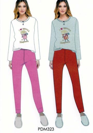 Pdm323 pig.ml jersey donna - CIAM Centro Ingrosso Abbigliamento
