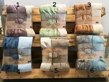 Plaid double face  kasmir 130*160 - CIAM Centro Ingrosso Abbigliamento