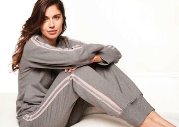 Tuta donna in felpa di cotone Lormar Sportchic SPO0970 - CIAM Centro Ingrosso Abbigliamento