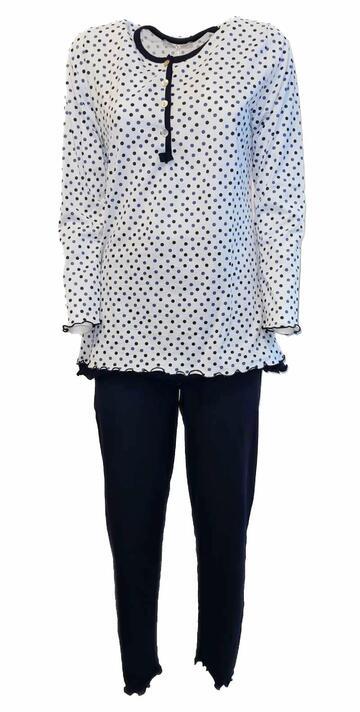 Pigiama donna in cotone Fiorenza Amadori Speranza - CIAM Centro Ingrosso Abbigliamento