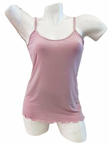 Canottiera donna in micro modal e seta Tramonte T.511 - CIAM Centro Ingrosso Abbigliamento