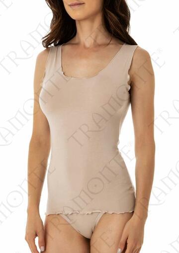 Canottiera donna in micro modal Tramonte T782 - CIAM Centro Ingrosso Abbigliamento