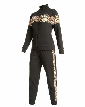 Tuta donna con zip in calda felpa orsetto Gladys TD1461 - CIAM Centro Ingrosso Abbigliamento