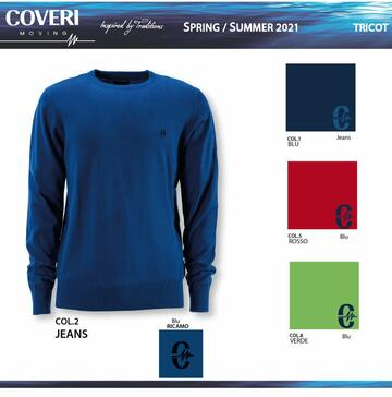 Tr1958 tricot giroc.uomo - CIAM Centro Ingrosso Abbigliamento