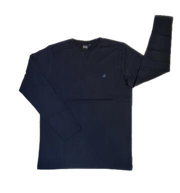 T-SHIRT UOMO A MANICHE LUNGHE UST003 US GRAND POLO - CIAM Centro Ingrosso Abbigliamento