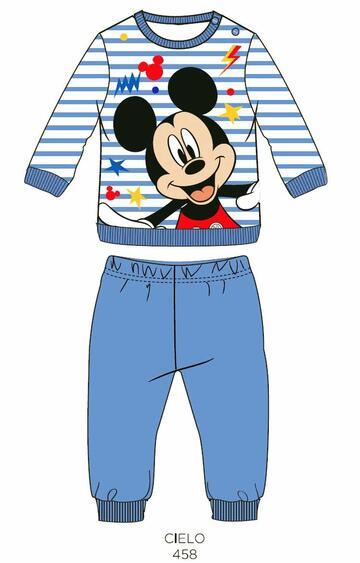 Pigiama neonato in cotone Disney WD101758 - CIAM Centro Ingrosso Abbigliamento