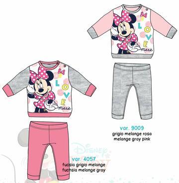 Pigiama da neonata in CALDO cotone Disney WI4135 - CIAM Centro Ingrosso Abbigliamento