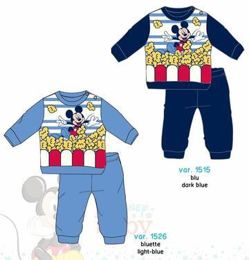Pigiama da neonato in CALDO cotone Disney WI4138 - CIAM Centro Ingrosso Abbigliamento