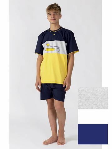 ART. 45070G45070 pigiama mm corto ragazzo - CIAM Centro Ingrosso Abbigliamento