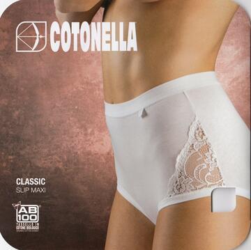 SLIP MAXI DONNA COTONELLA AD225 - CIAM Centro Ingrosso Abbigliamento