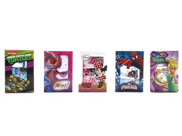 Art.MV13001-TN13003-RW29003-WD29063-WD29057Slip x3 personaggi - CIAM Centro Ingrosso Abbigliamento