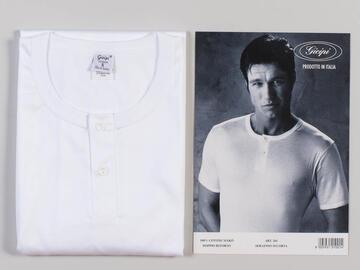 Art: 261261 b.co serafino mm uomo - CIAM Centro Ingrosso Abbigliamento