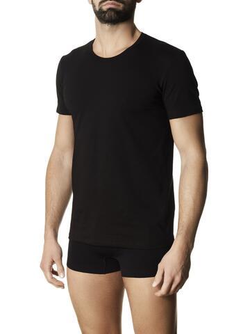 89540256 t-shirt giro u. silver - CIAM Centro Ingrosso Abbigliamento