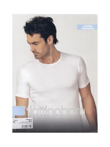 Art. TM1600 BiancoTm1600b t-shirt uomo mm - CIAM Centro Ingrosso Abbigliamento