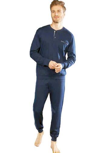 Pigiama uomo CALIBRATO in cotone caldo Ivy Oxford IVYP ILS7 - CIAM Centro Ingrosso Abbigliamento