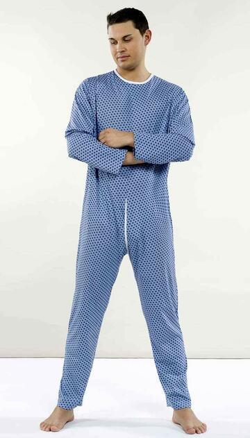 1001 tuta cotone uomo - CIAM Centro Ingrosso Abbigliamento