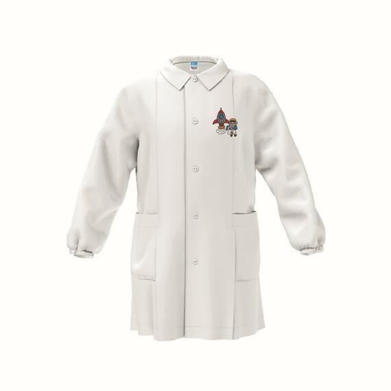 GREMBIULE ASILO DA BAMBINO SIGGI HAPPY SCHOOL 33GR3592 Astronauta