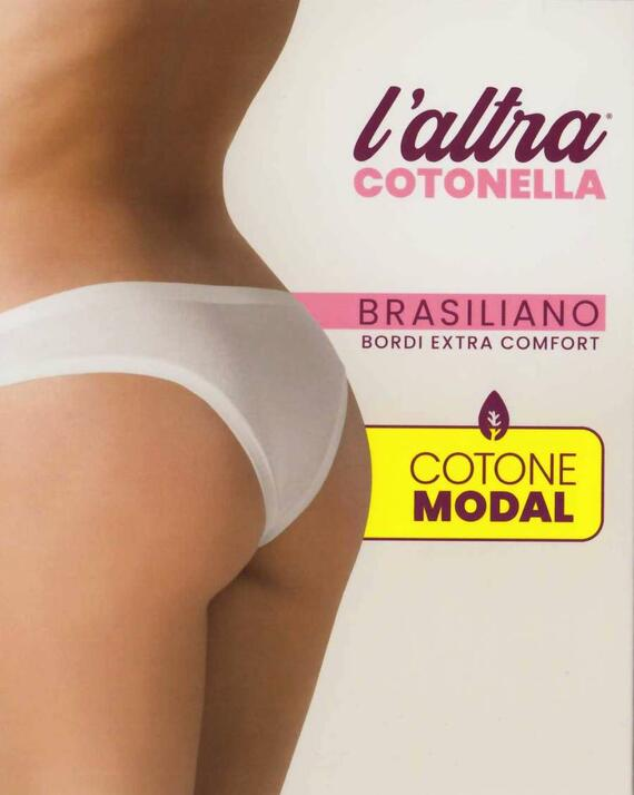 Brasiliana donna in cotone modal Cotonella GD365