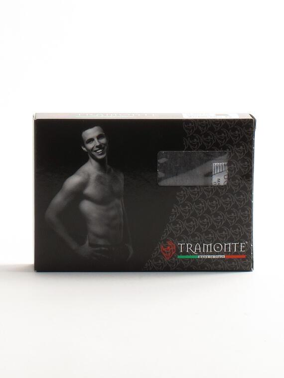 Boxer uomo in cotone elasticizzato Tramonte U.304 Tg.4/6 Bianco